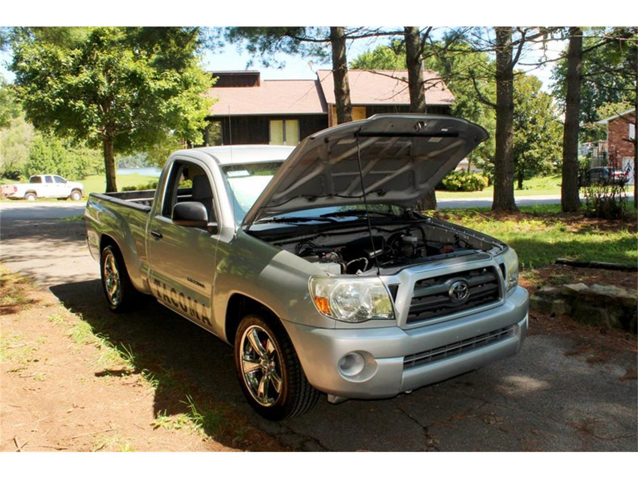 Large Picture of '08 Tacoma - O91W