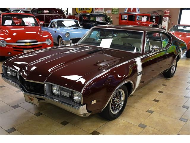 Picture of Classic '68 Oldsmobile 442 located in Florida Auction Vehicle Offered by  - O926