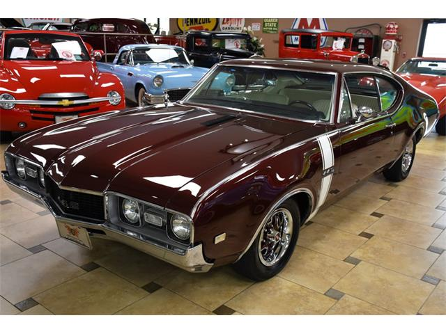 Picture of Classic '68 Oldsmobile 442 - O926