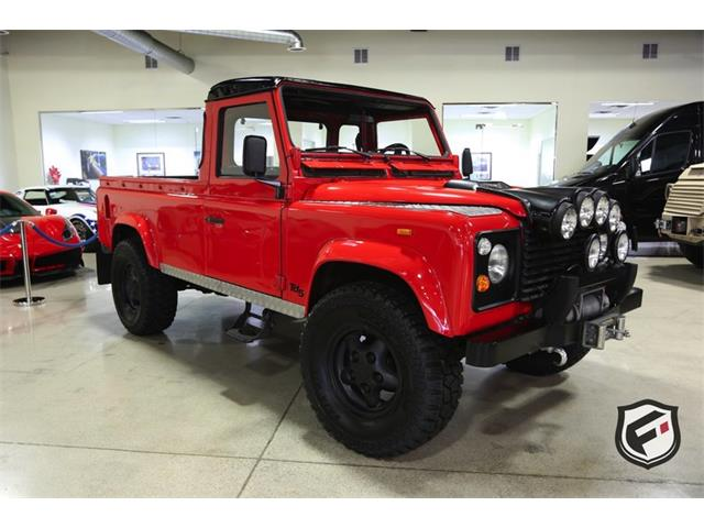 Picture of '87 Defender - O927