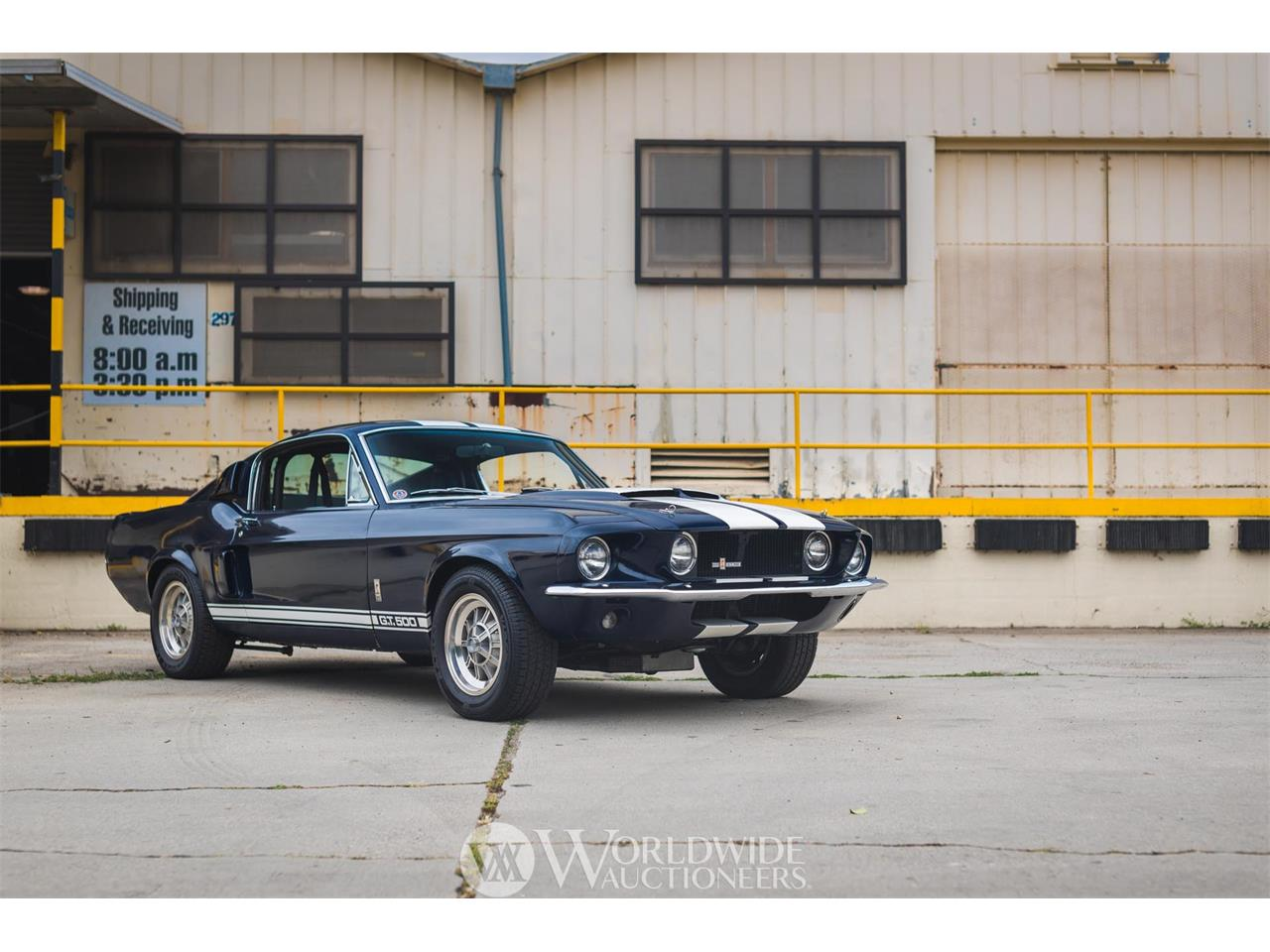 Picture of '67 GT500 - O813
