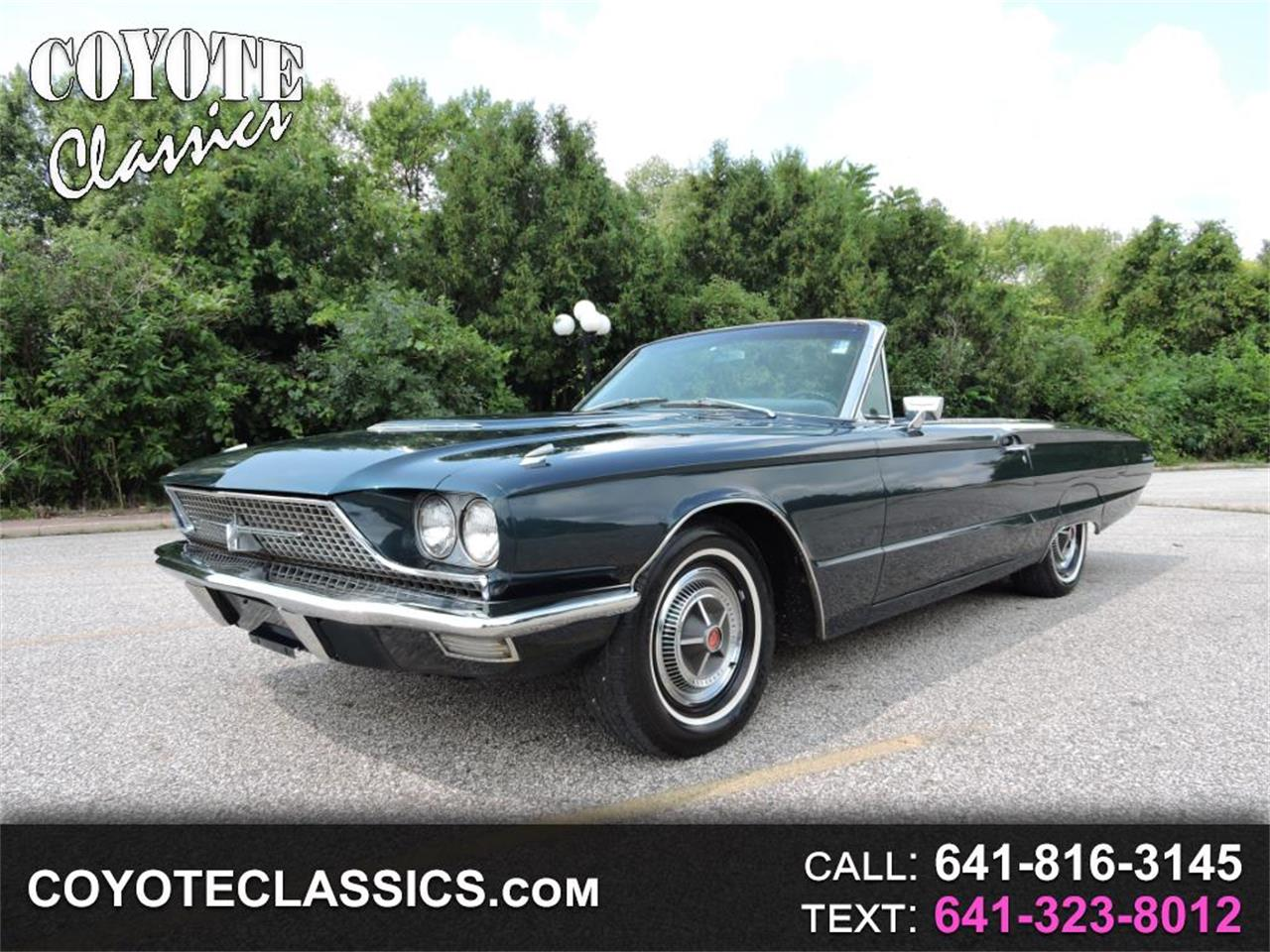 1966 Ford Thunderbird for Sale on ClassicCars.com