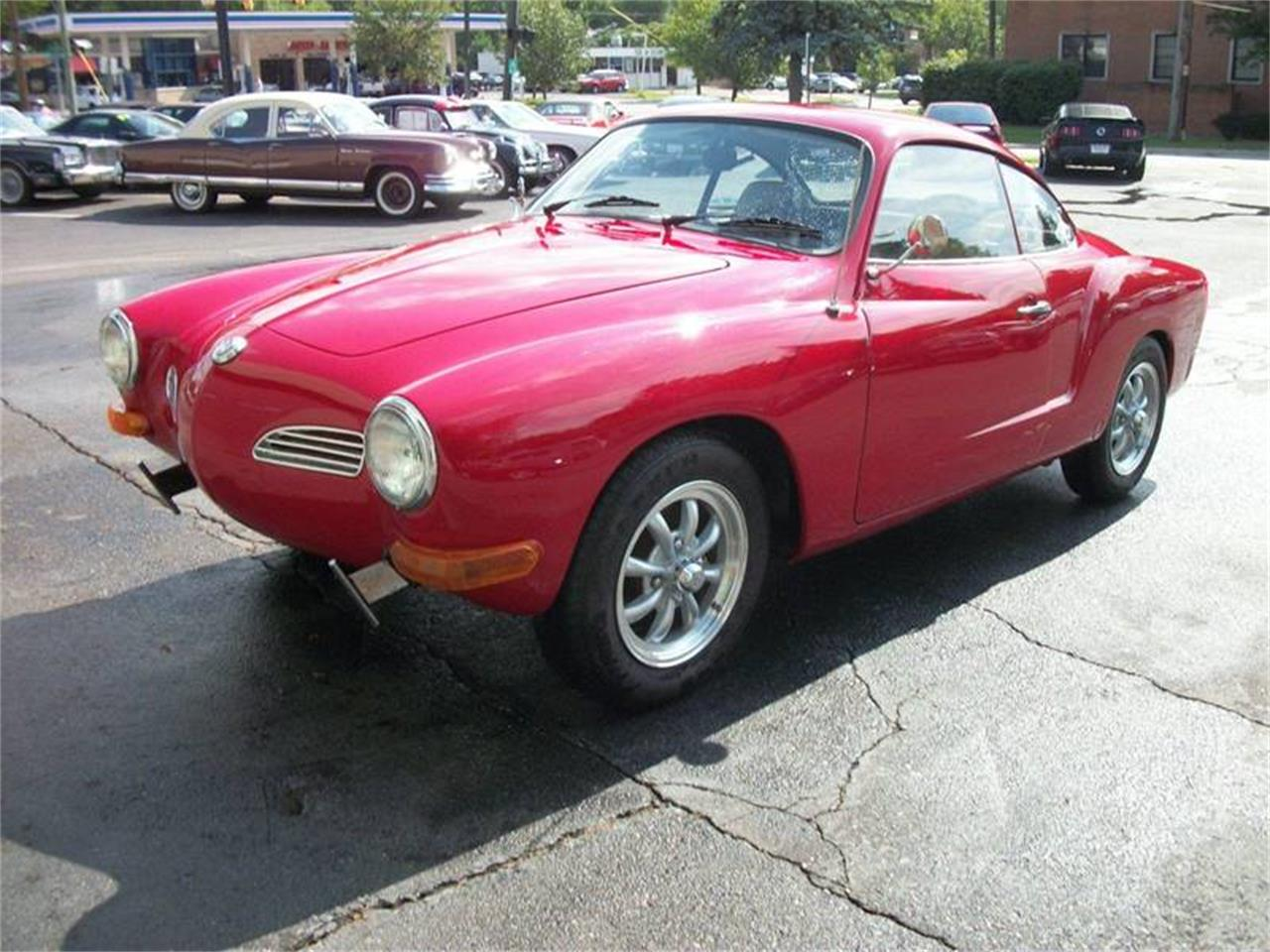 Picture of '74 Karmann Ghia - O93N
