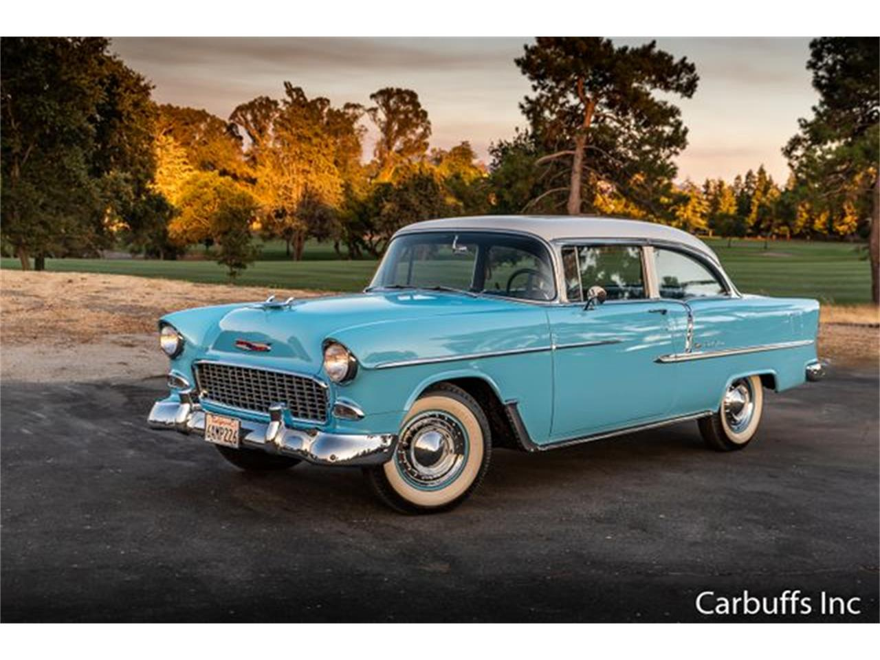 Picture of '55 Bel Air - O93O
