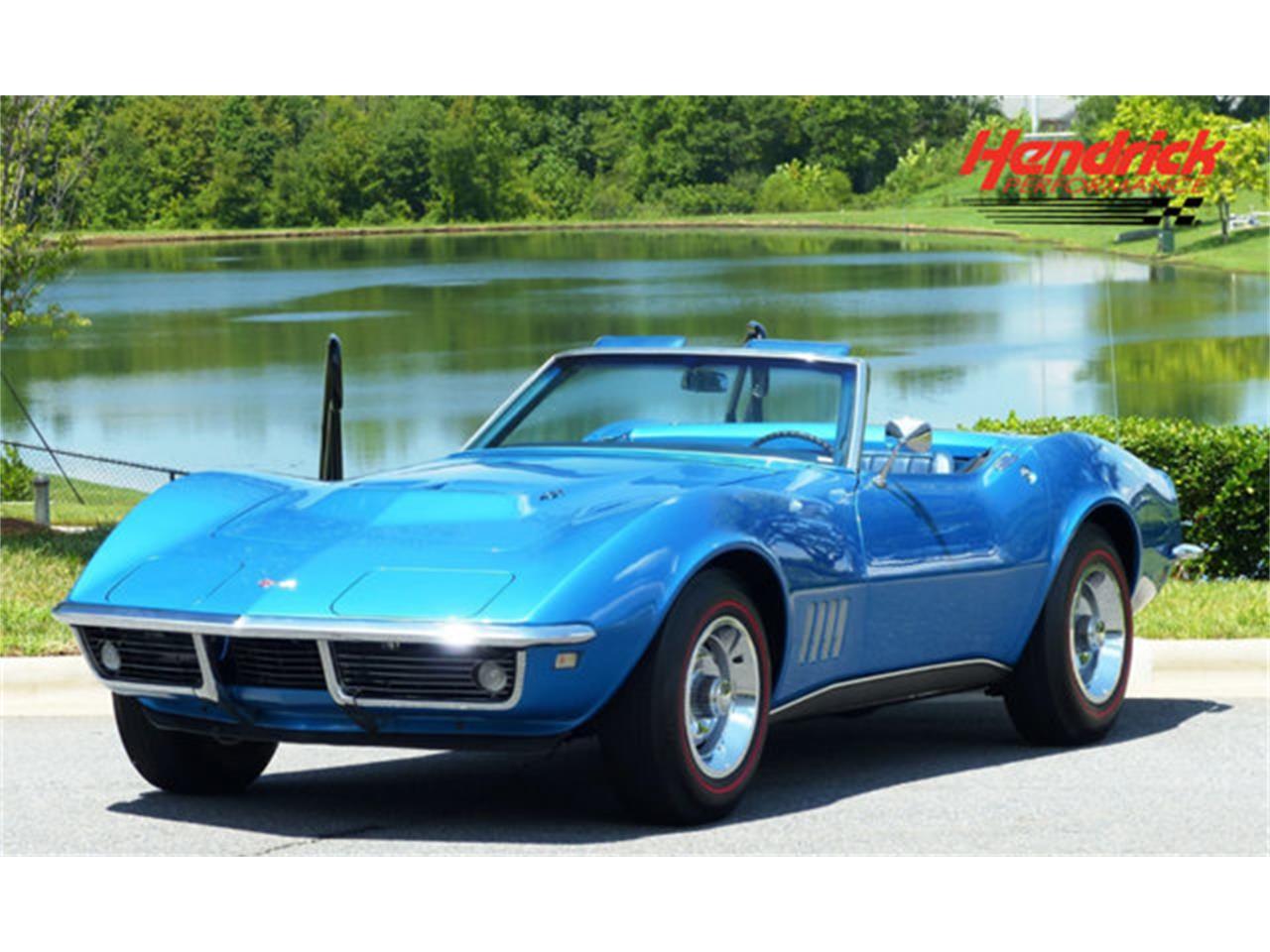 1968 Chevrolet Corvette for Sale on ClassicCars.com