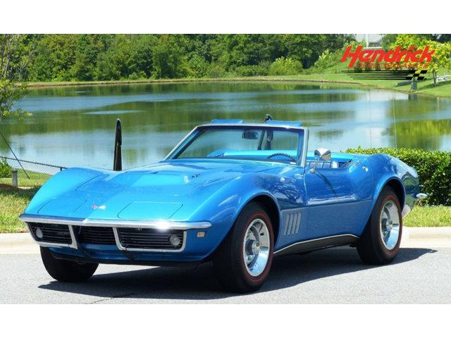 Picture of '68 Corvette - O93R