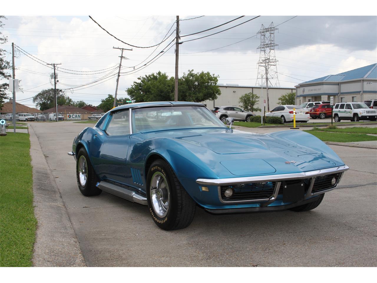 Picture of '68 Corvette - O945
