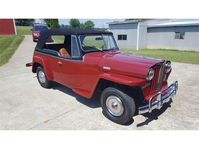 Picture of '48 Jeepster - O957