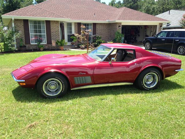 Picture of '72 Corvette - O95X