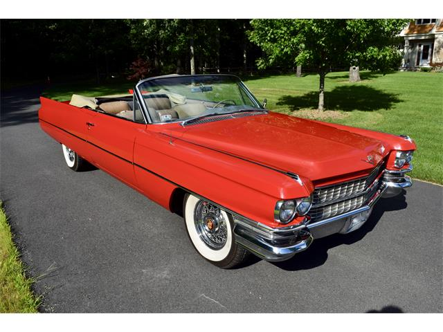 Picture of 1963 Cadillac Series 62 Offered by a Private Seller - O95Z