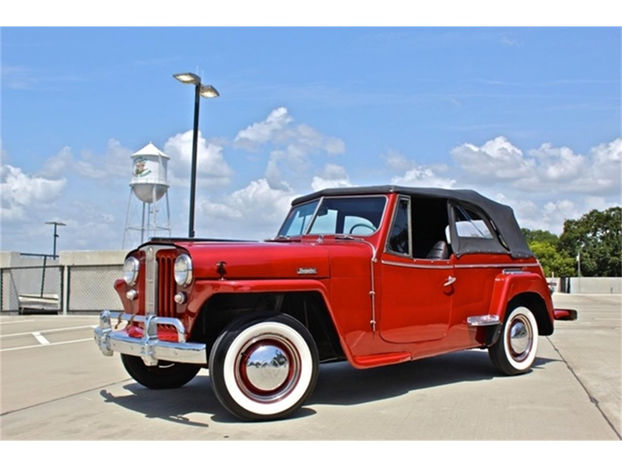 Picture of '48 Jeepster - O962