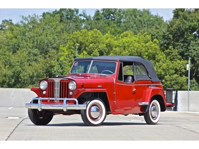 Picture of 1948 Jeepster located in Florida - $19,950.00 - O962