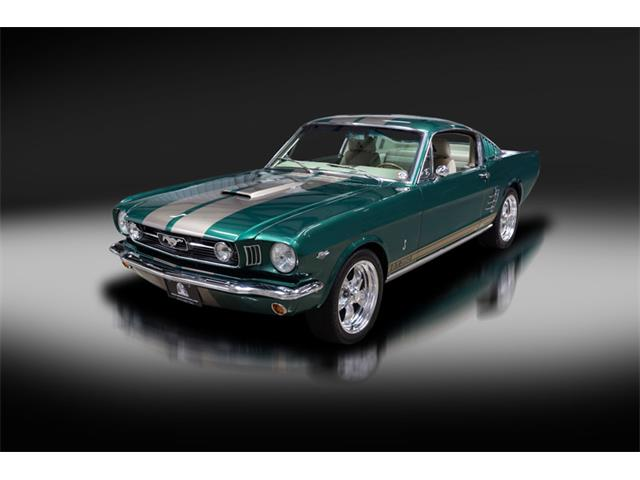 Picture of '66 Mustang - O96A