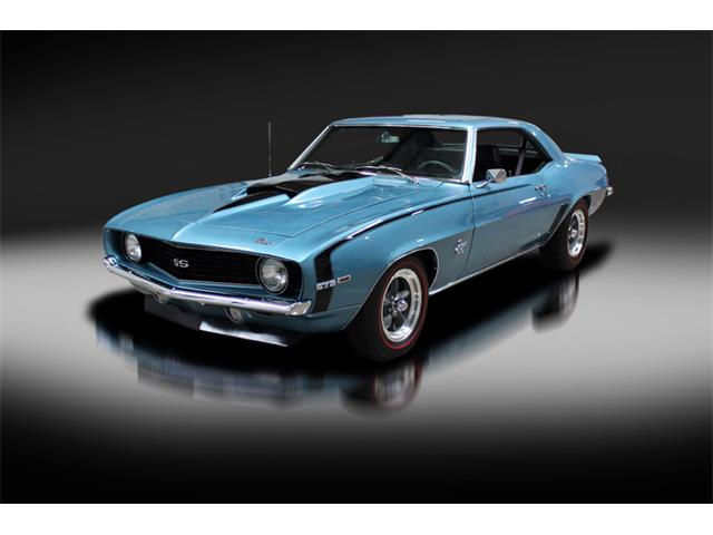 Picture of '69 Camaro SS - O96H