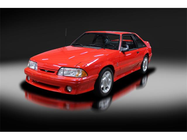 Picture of '93 Mustang Cobra - O96S