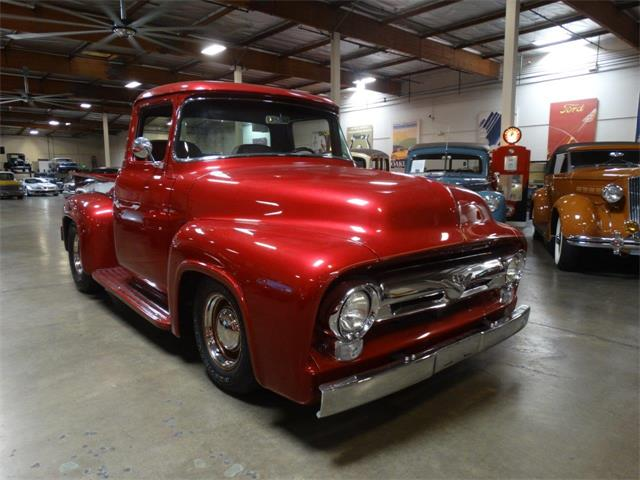 1956 Ford F100 For Sale On Classiccars Com