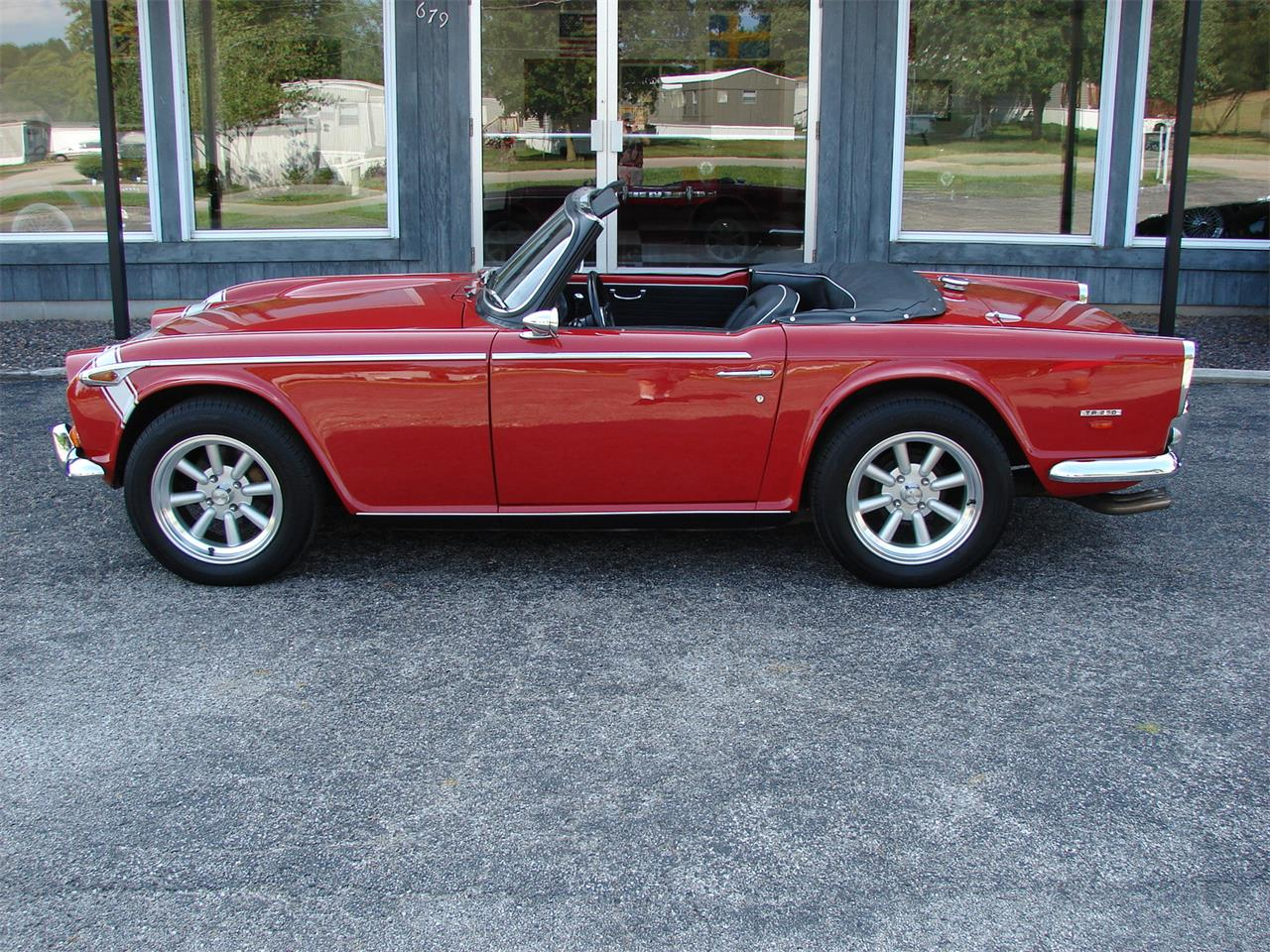 Large Picture of 1968 Triumph TR250 Offered by Wilson Motor Company - O97H