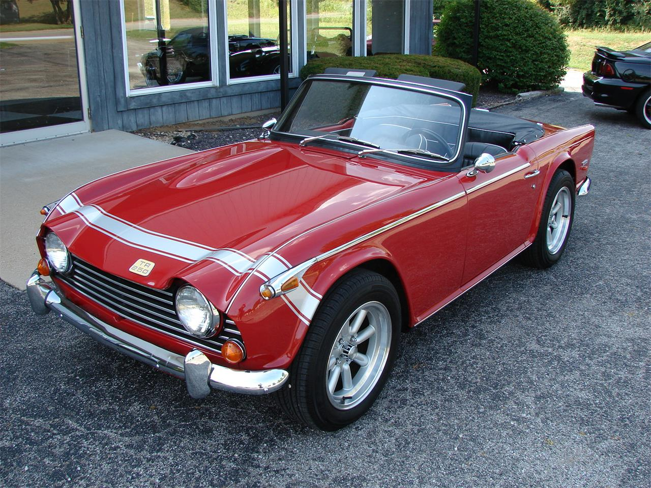 Large Picture of Classic '68 Triumph TR250 located in Washington Missouri - $36,995.00 Offered by Wilson Motor Company - O97H