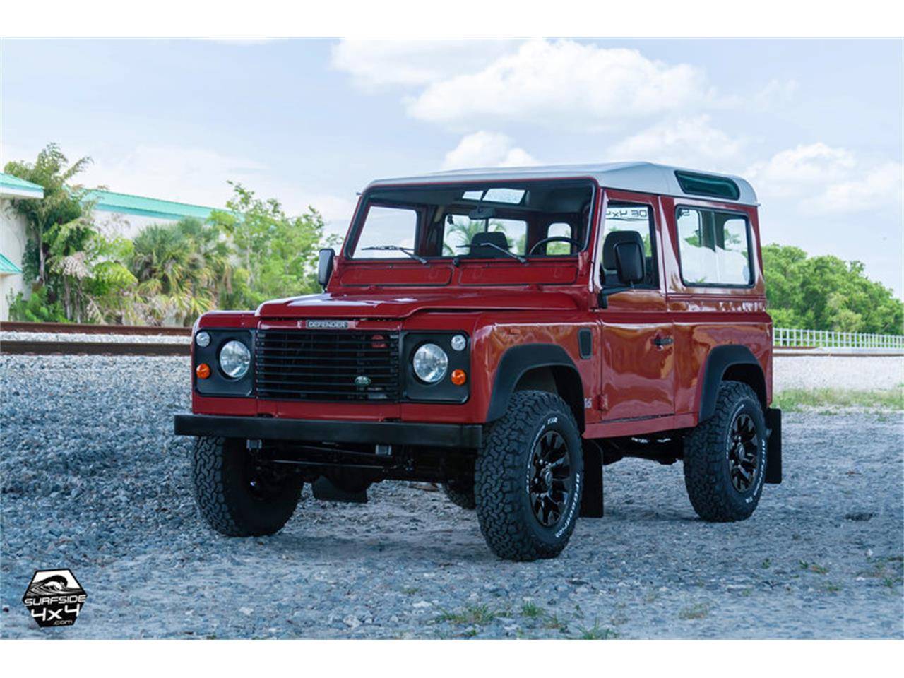 Picture of '91 Defender - O97O