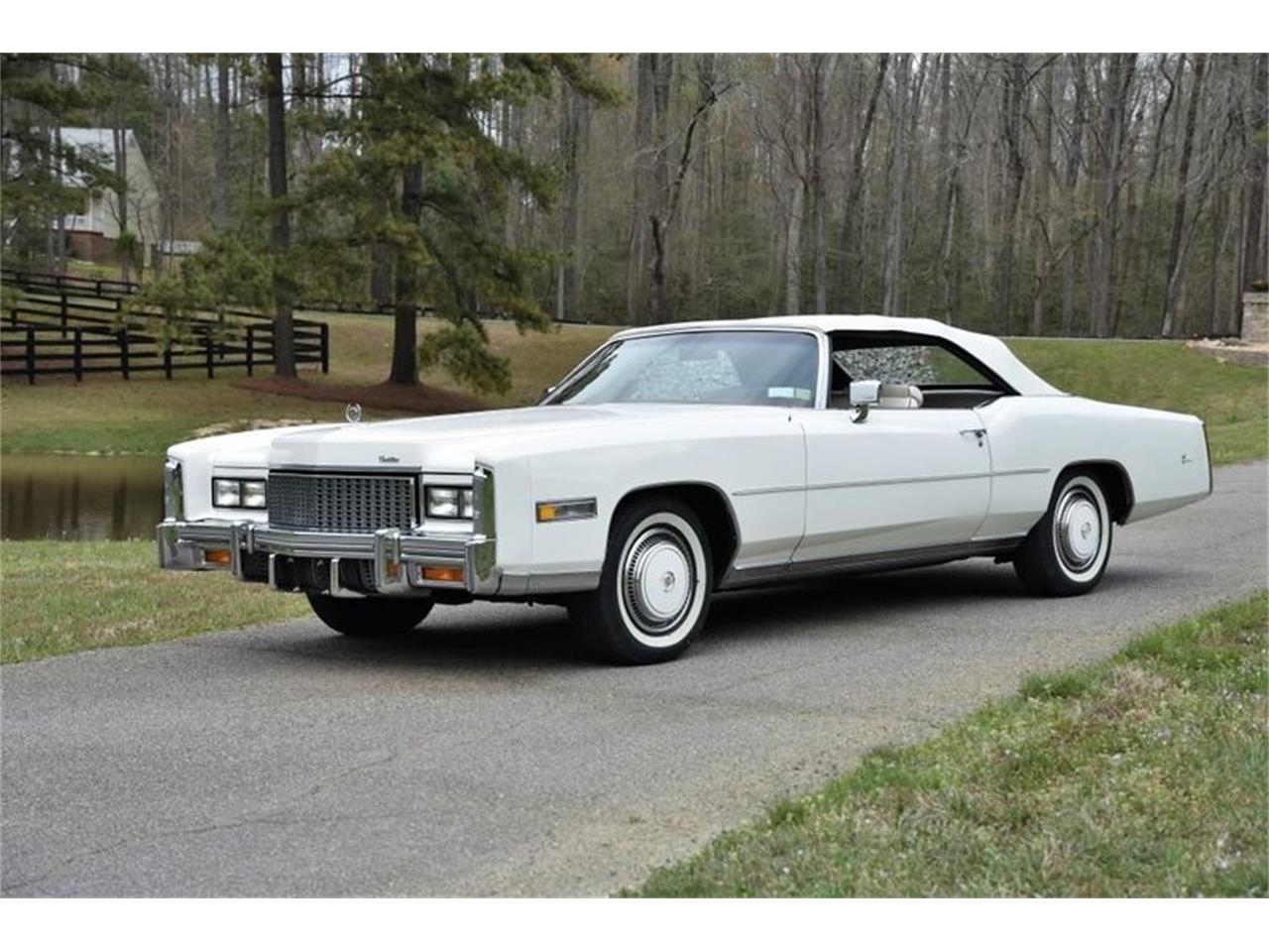 Picture of '76 Eldorado - O97S