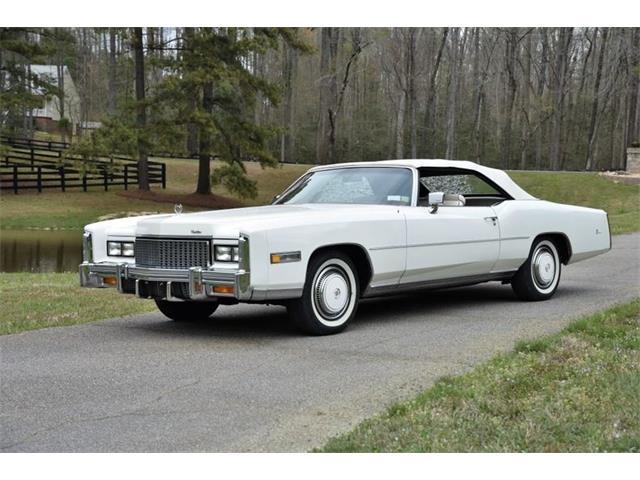 1976 Cadillac Eldorado For Sale Classiccars Com Cc 1096417