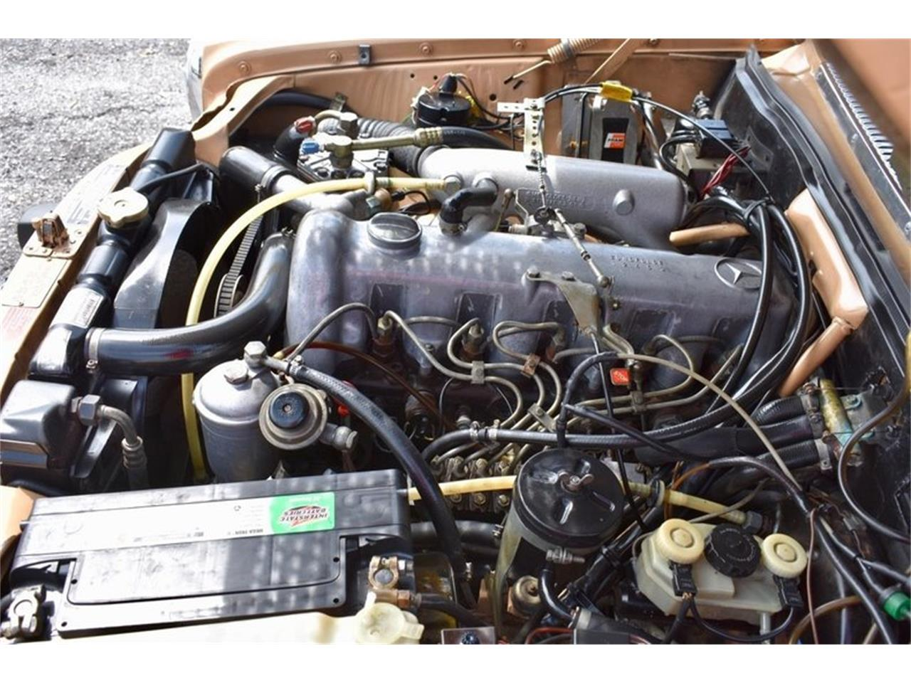 1975 Mercedes Benz 300d For Sale Cc 1131690 1960 Fuel Filter Large Picture Of 75 O97u