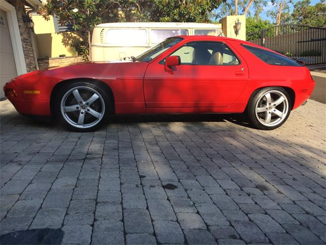 Picture of '89 928S4 Coupe - O980