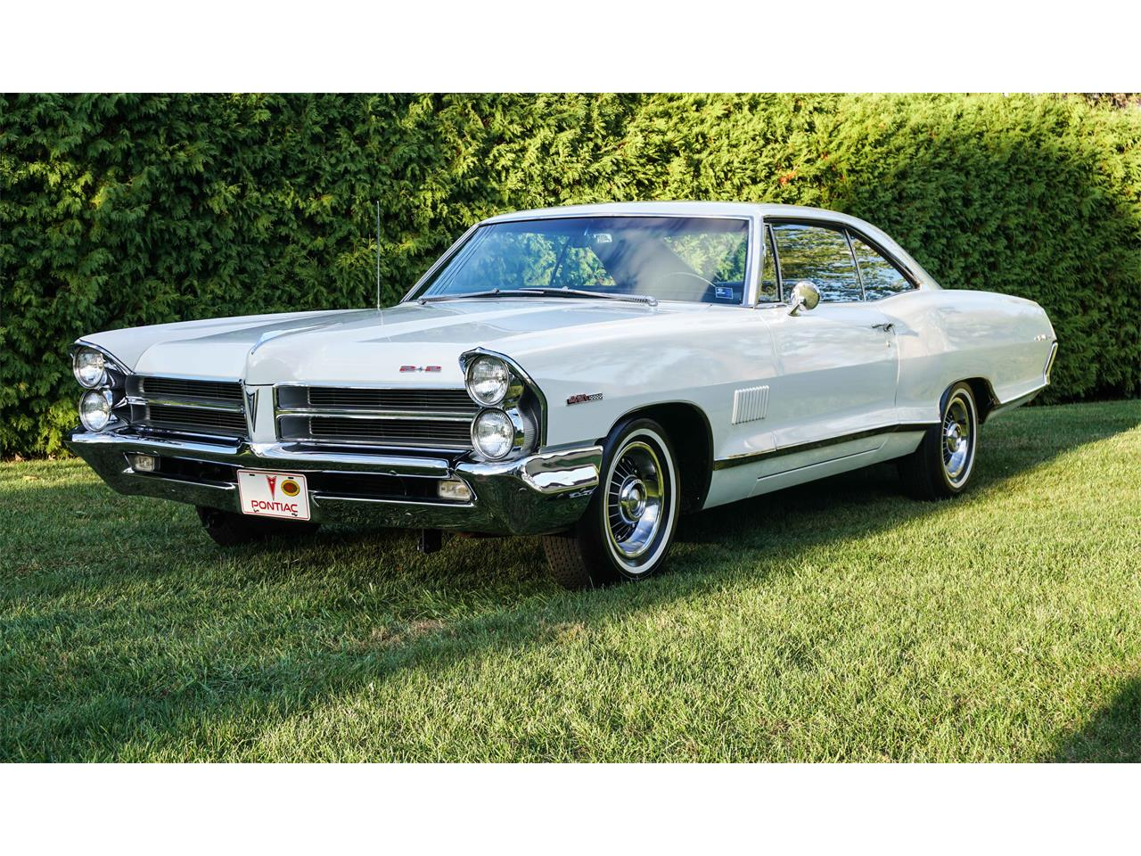 Large Picture of Classic '65 Pontiac Catalina located in Pennsylvania - $150,000.00 Offered by a Private Seller - O985