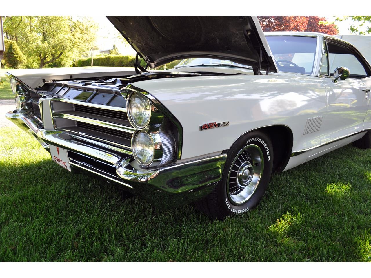 Large Picture of Classic 1965 Pontiac Catalina located in Pennsylvania Offered by a Private Seller - O985