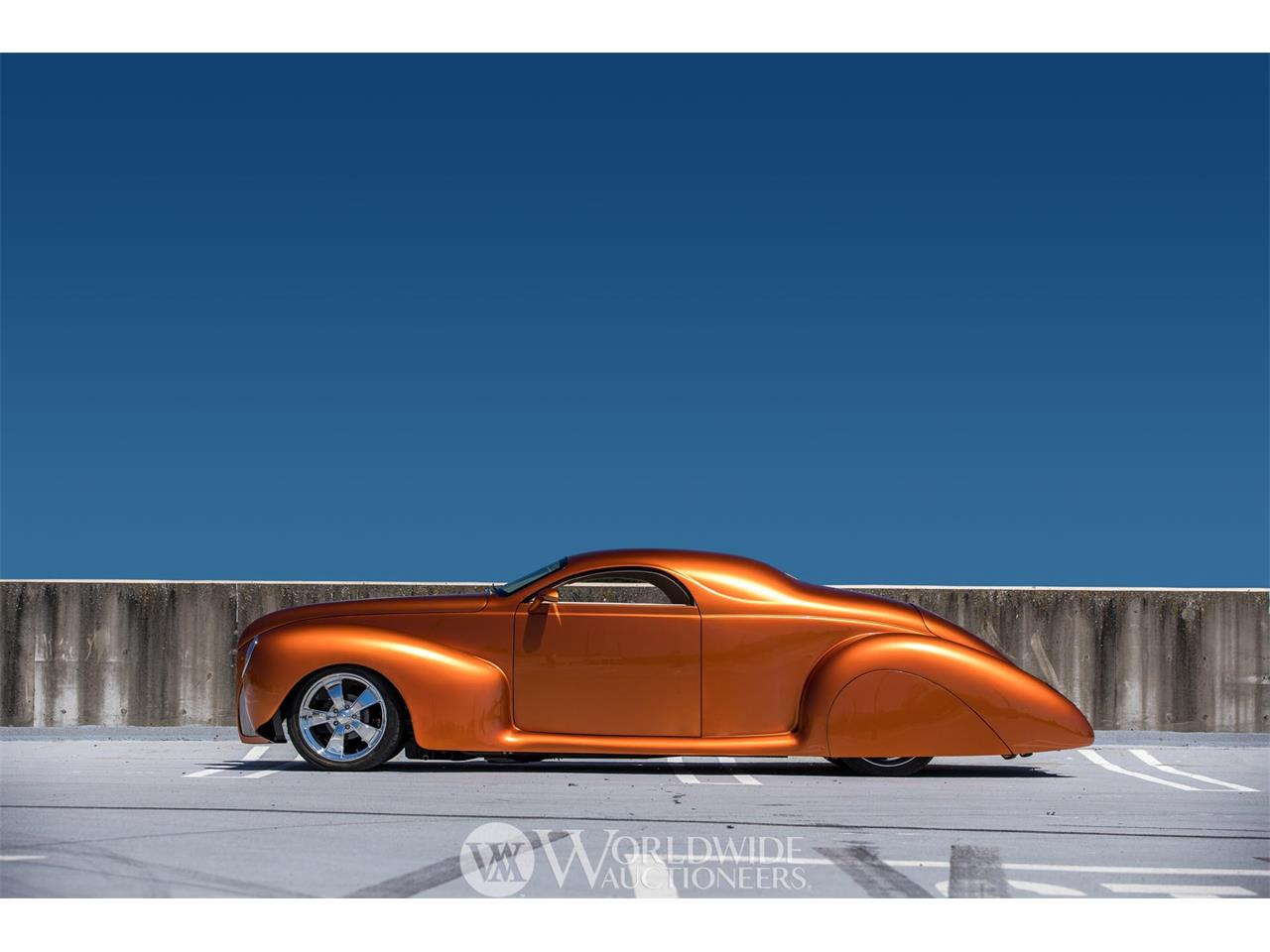 Picture of '39 Zephyr 'El Zorro' - O81O