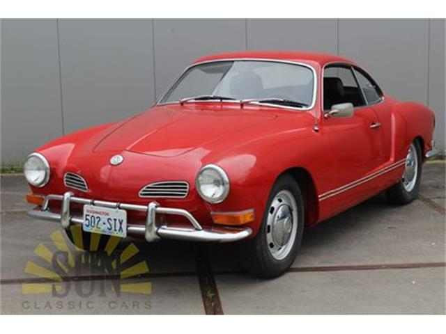 Picture of '70 Karmann Ghia - O98V
