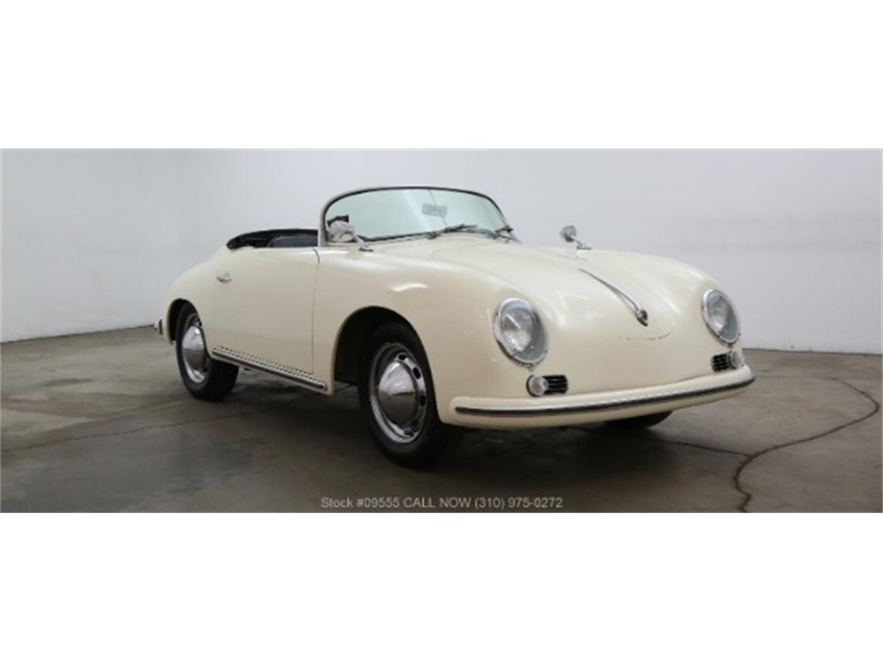 Classic Porsche Speedster for Sale on ClassicCars.com