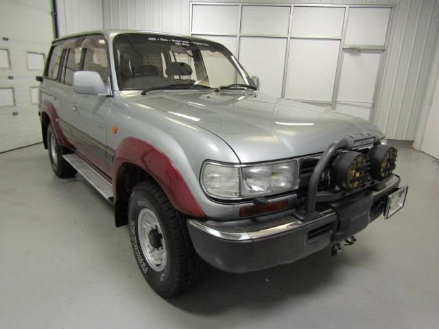 1990 Toyota Land Cruiser FJ