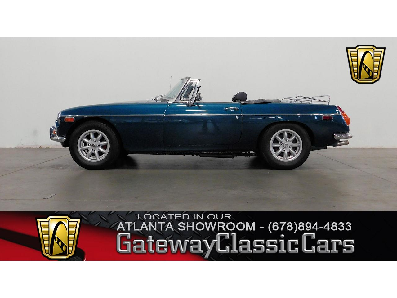 Picture of '73 MGB - O99H