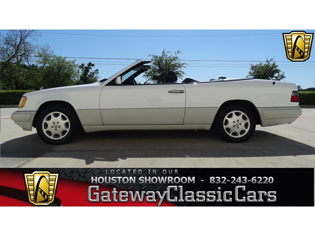 For Sale: 1995 Mercedes Benz E320 In Houston, Texas