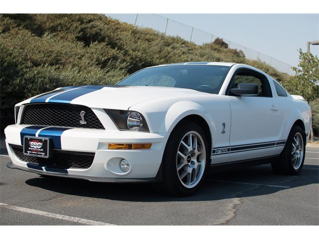 Picture of '07 Mustang - O99P
