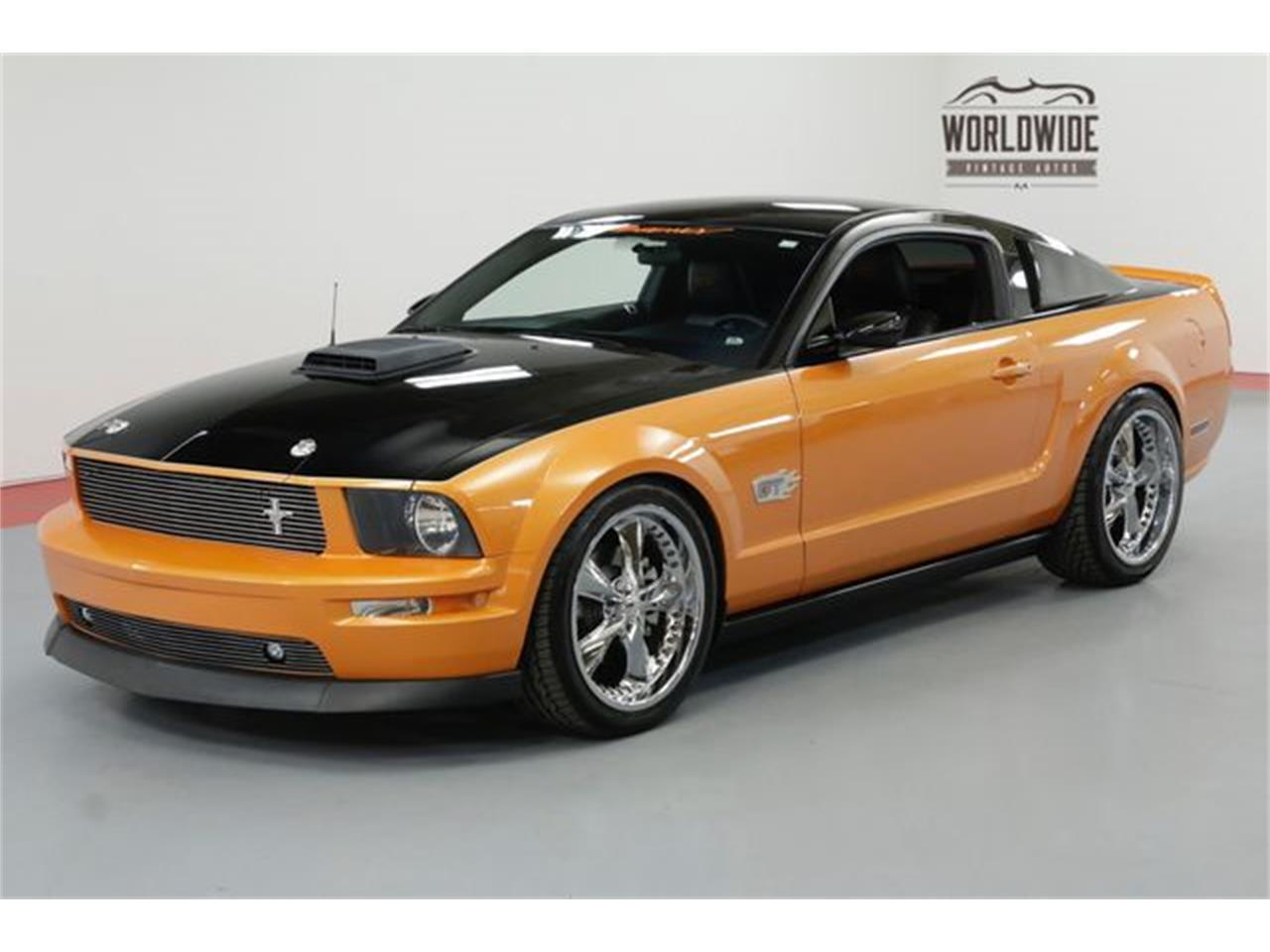 Picture of '07 Mustang - O99R