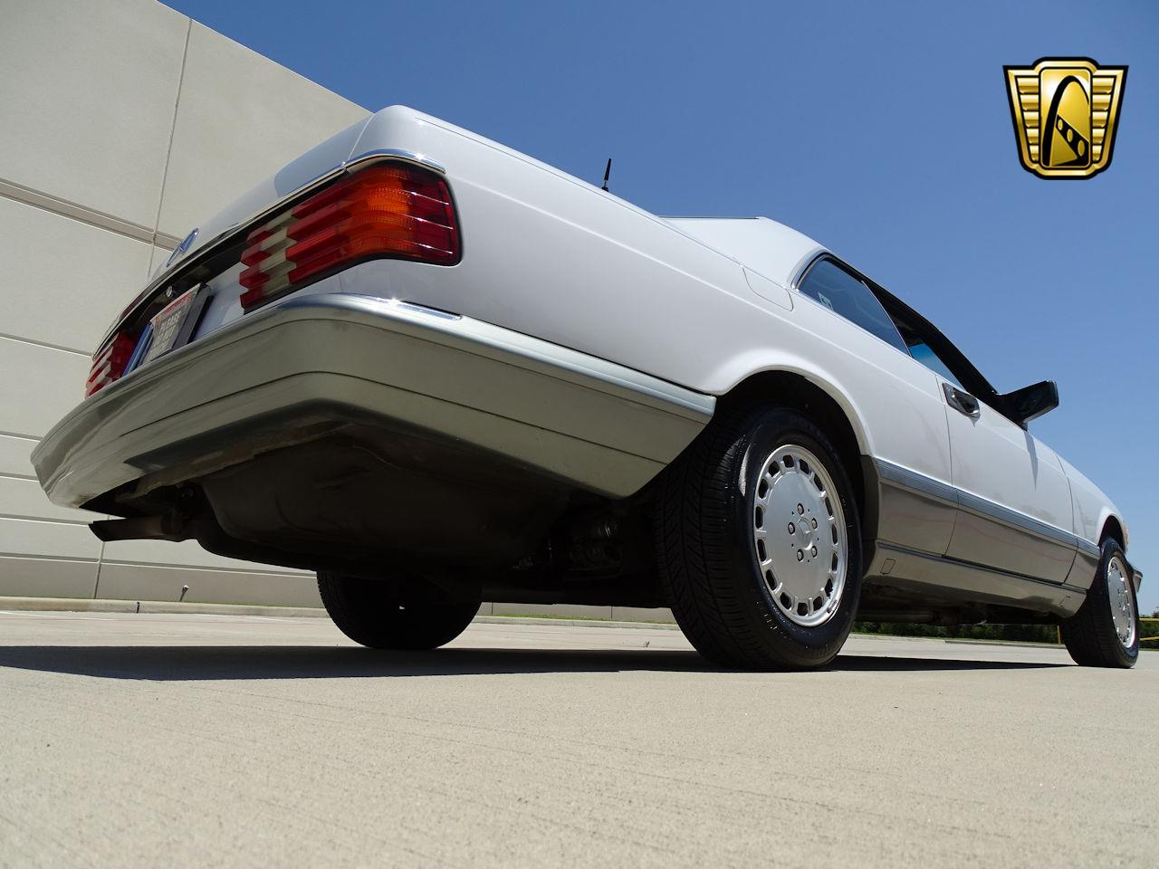 For Sale: 1987 Mercedes-Benz 560SEC in Houston, Texas