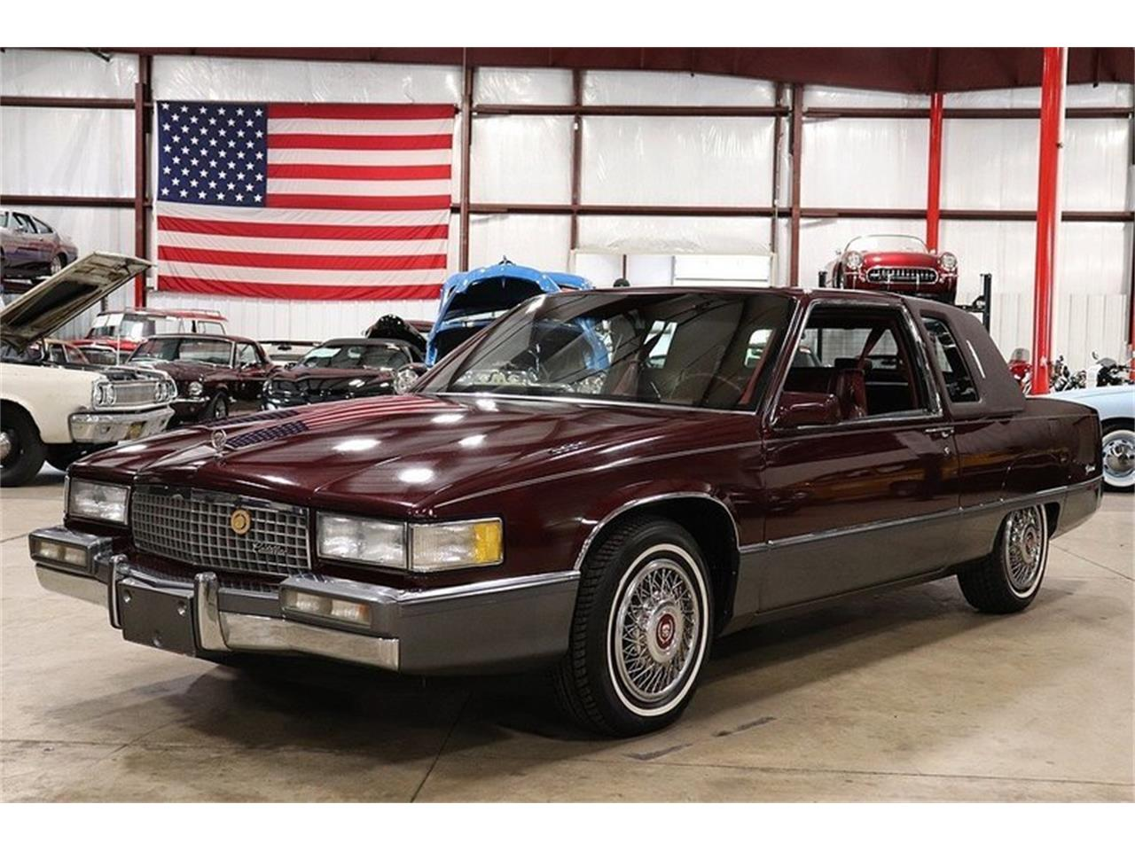 Picture of '89 Fleetwood - O99T