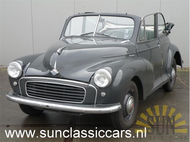 Picture of '56 Minor 1000 2Dr Traveler - O99Y