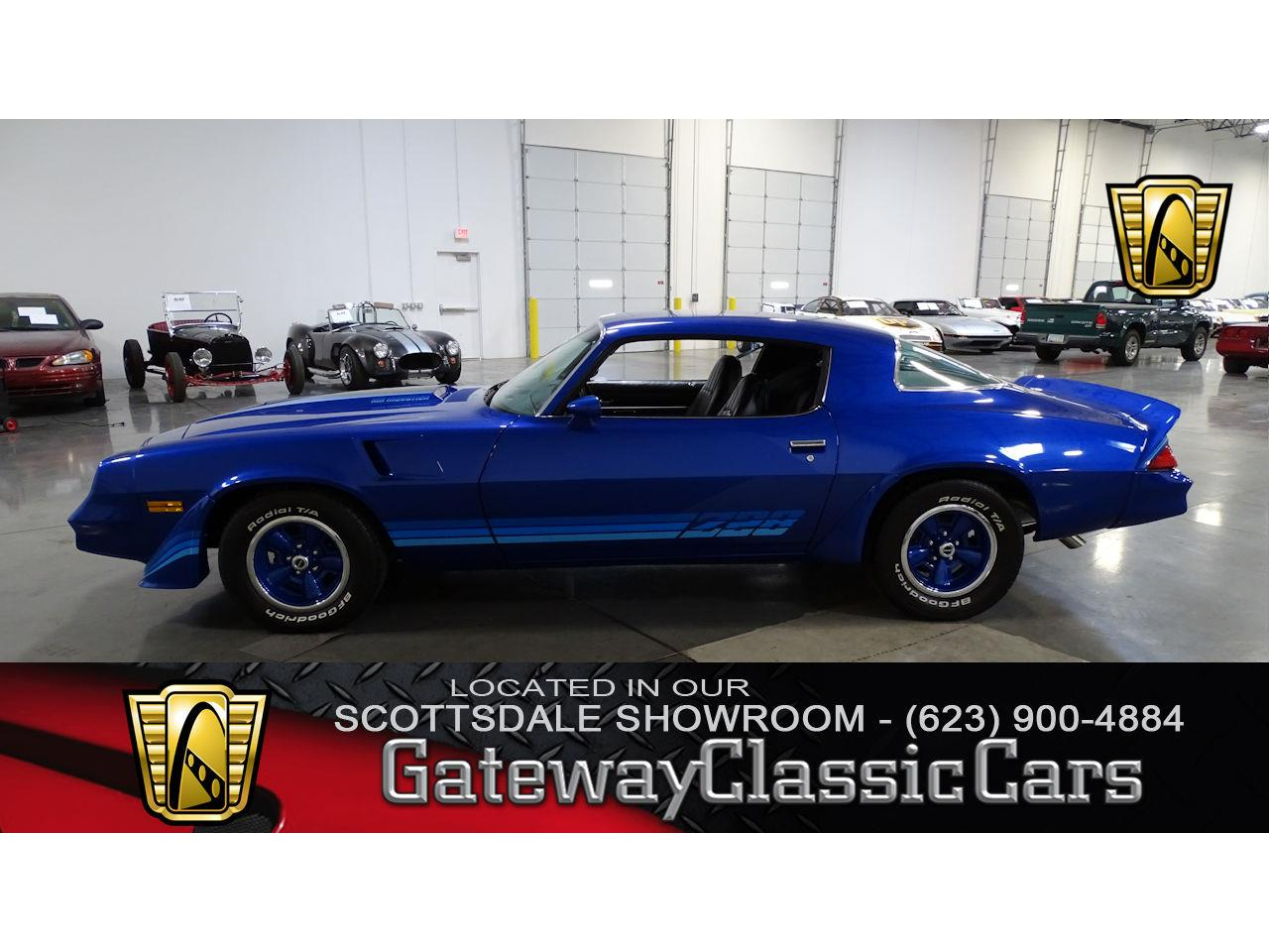 Picture of '78 Camaro - O9A7