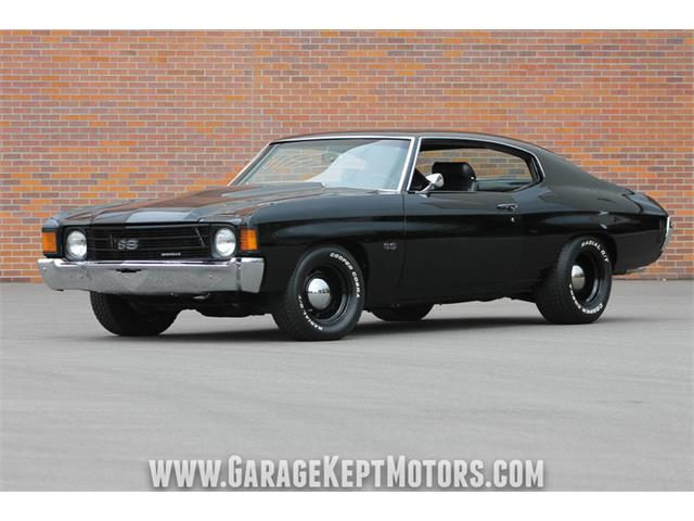 Picture of '72 Chevelle - O9A9