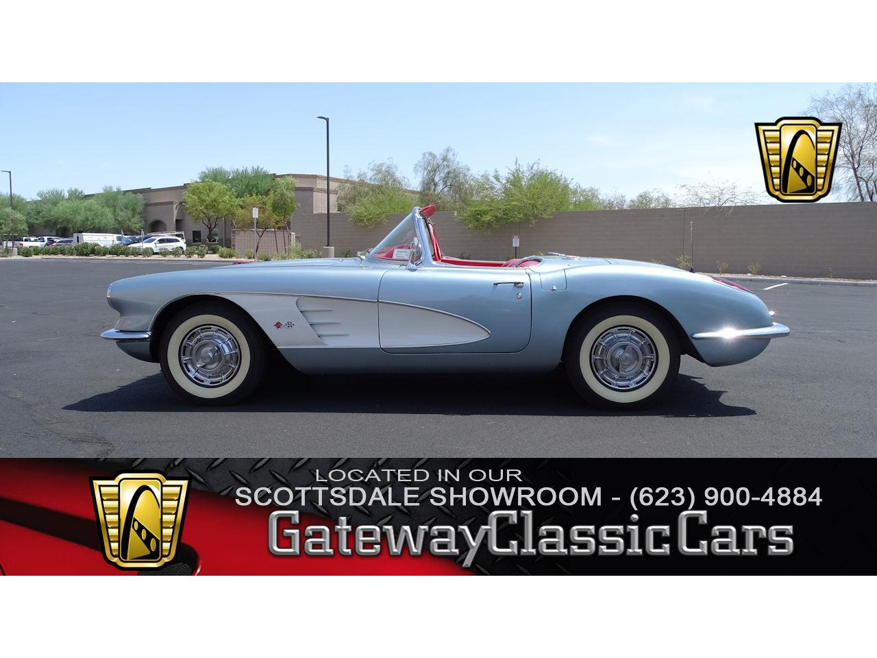 Picture of '59 Corvette - O9AH