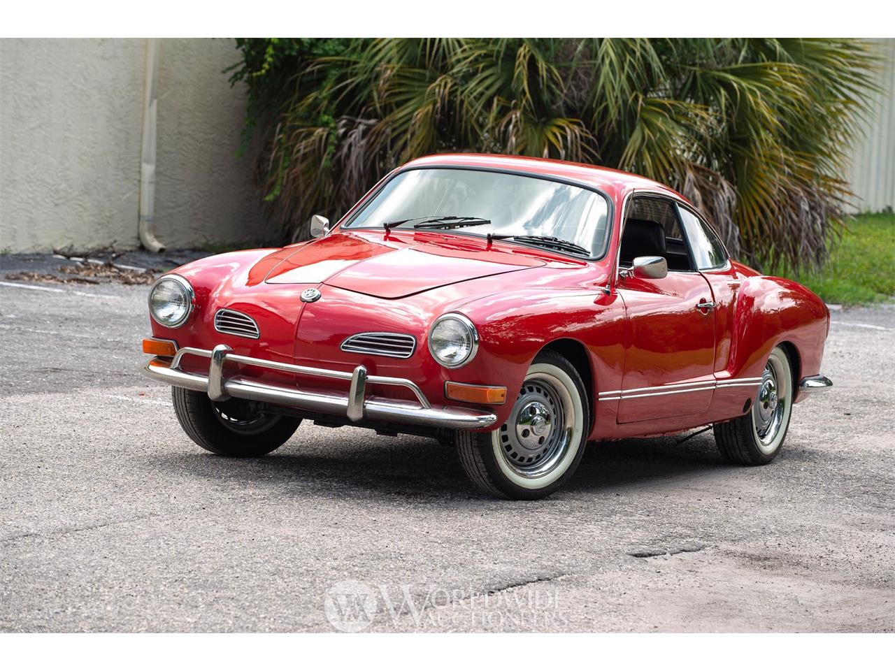 Picture of '71 Karmann Ghia - O81V