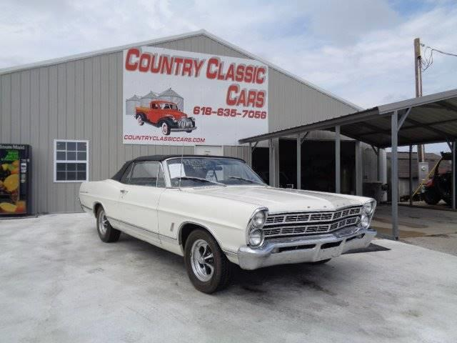 Picture of '67 Galaxie 500 - O9AS