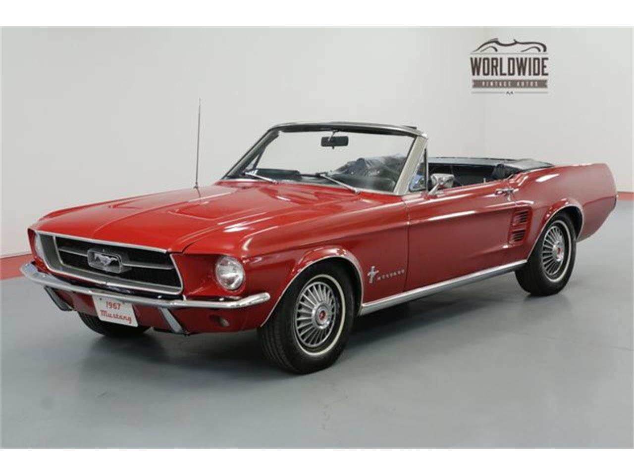 Picture of '67 Mustang - O9AT