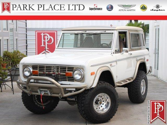 Picture of '72 Bronco - O9B1