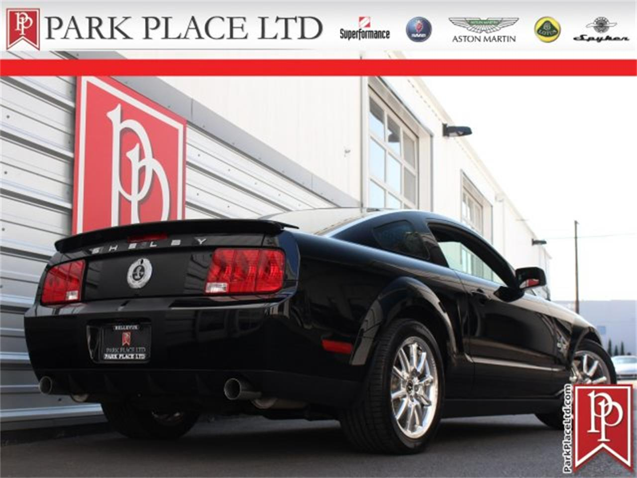 Picture of '09 Mustang - O9B2
