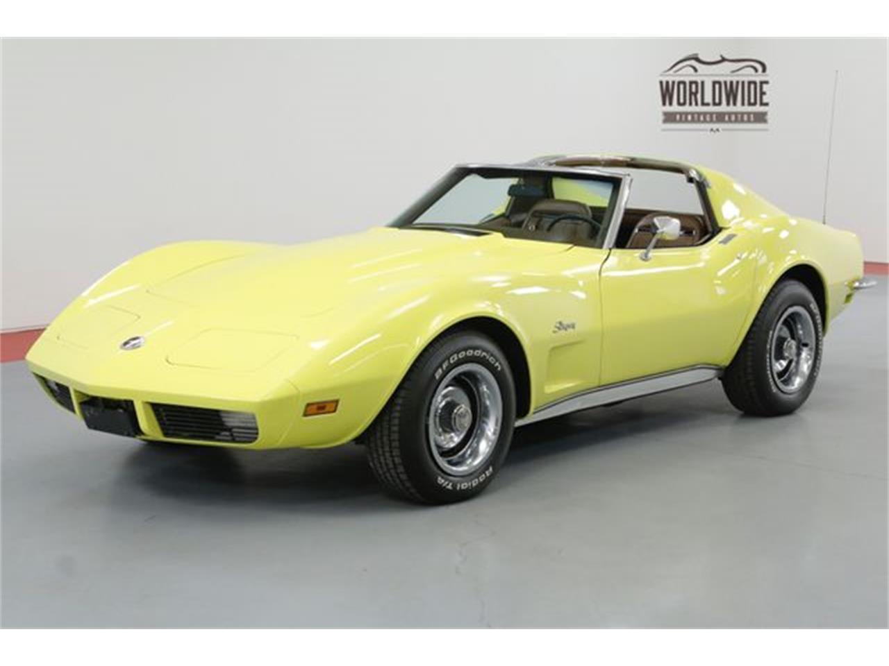 Picture of '73 Corvette - O9B4