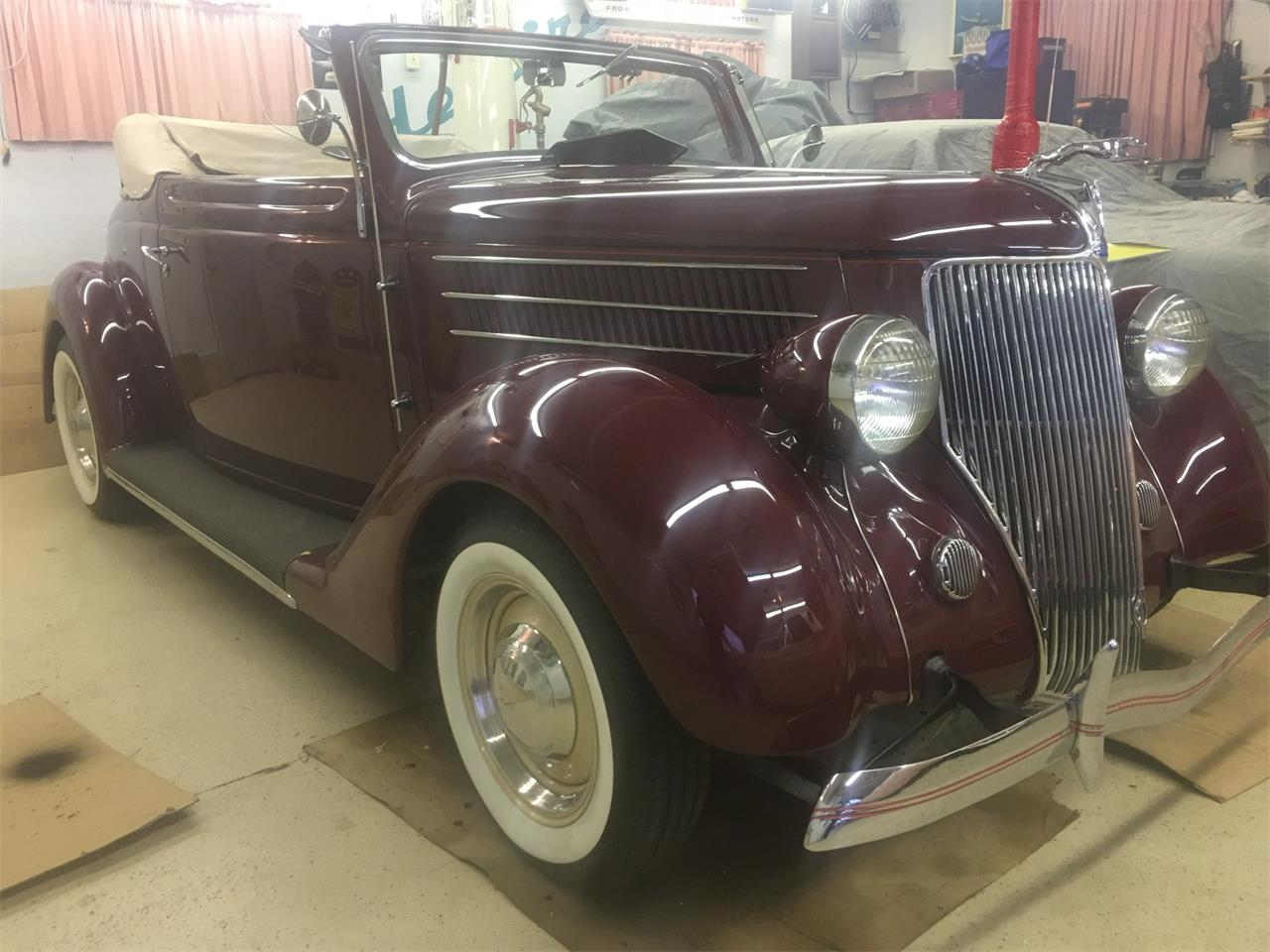 Picture of '36 Cabriolet - O9B7